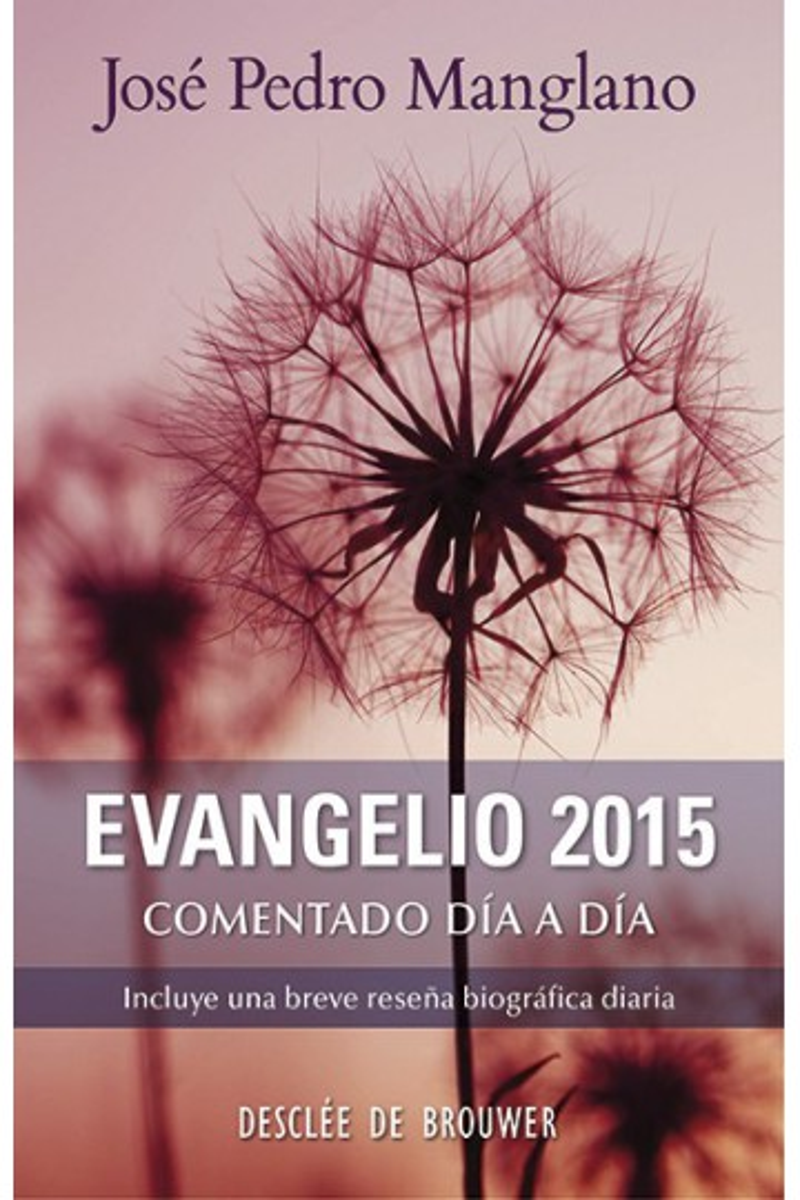 Evangelio 2015 comentado día a día