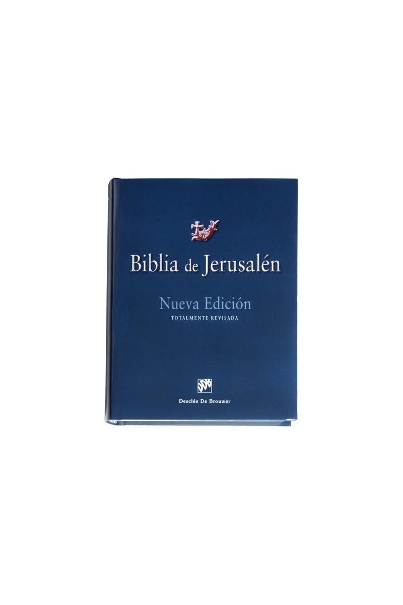 Biblia de Jerusalén manual 4ª edición - modelo 1