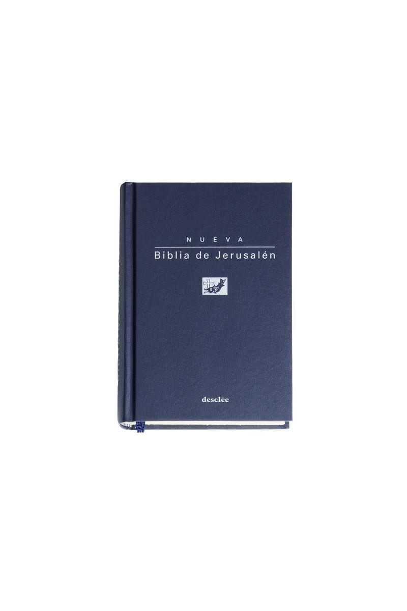 Biblia de Jerusalén edición de bolsillo modelo 1