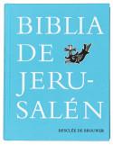 Biblia de Jerusalén manual 5ª edición - tela