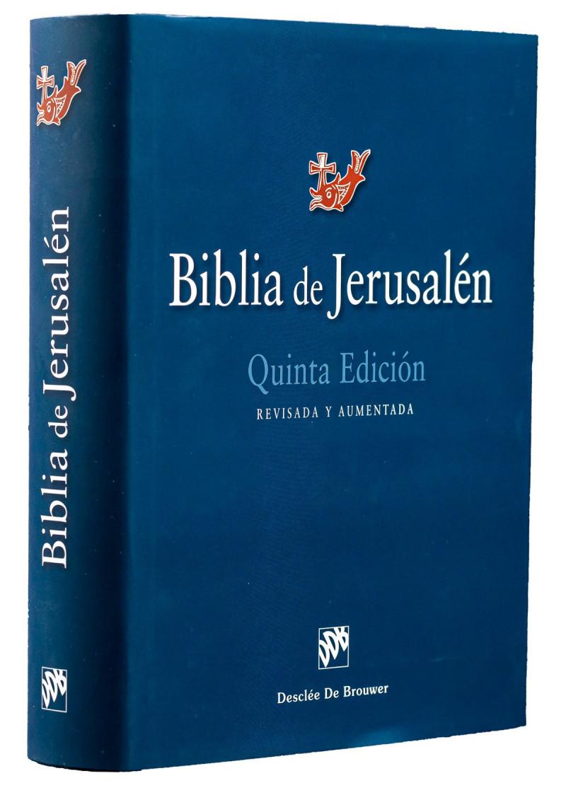 Biblia de Jerusalén manual 5ª edición - modelo 1