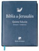 Biblia de Jerusalén manual 5ª edición - modelo 0