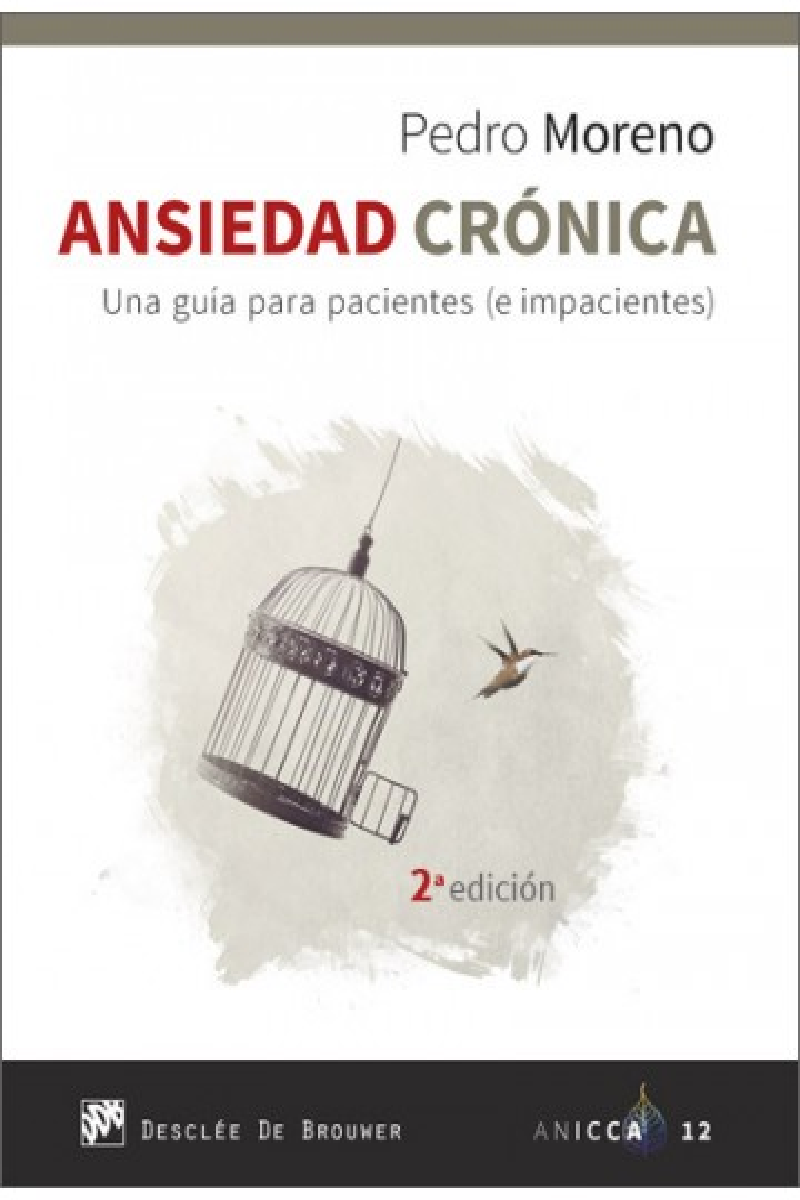 Ansiedad crónica