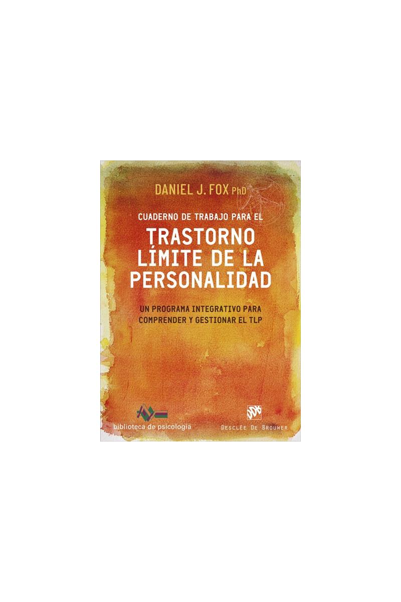 Cuaderno de trabajo para el Trastorno Límite de la Personalidad