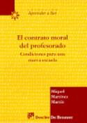 El contrato moral del profesorado