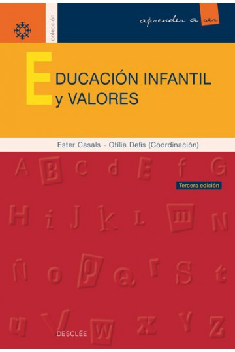 Educación infantil y valores