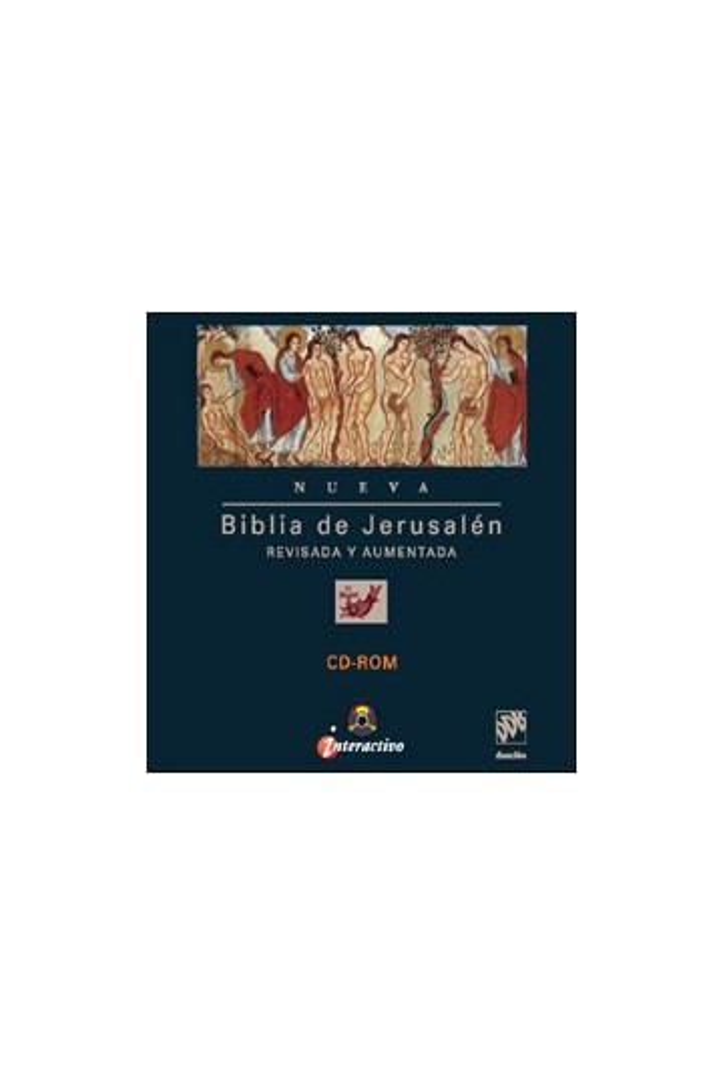Biblia de Jerusalén en CD ROM