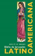 Biblia de Jerusalén bolsillo latinoamericana rústica
