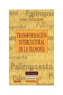 Transformación intercultural de la filosofía