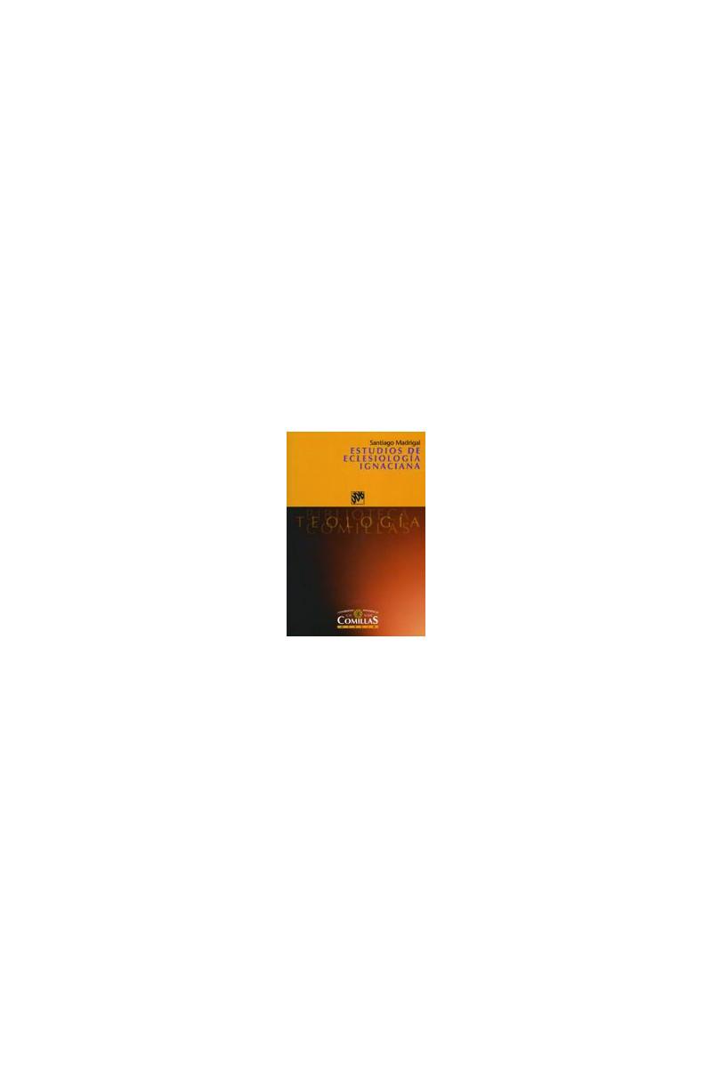 Estudios de eclesiología ignaciana
