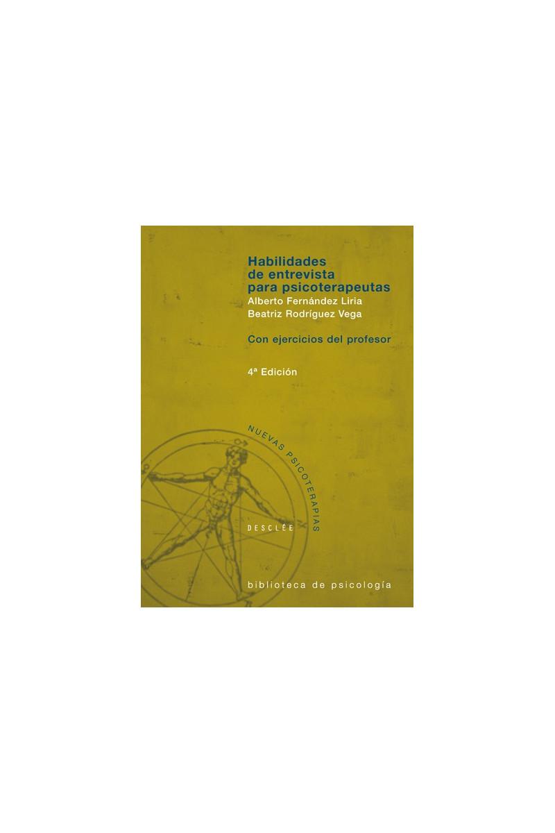 Habilidades de entrevista para psicoterapeutas - 2 volúmenes